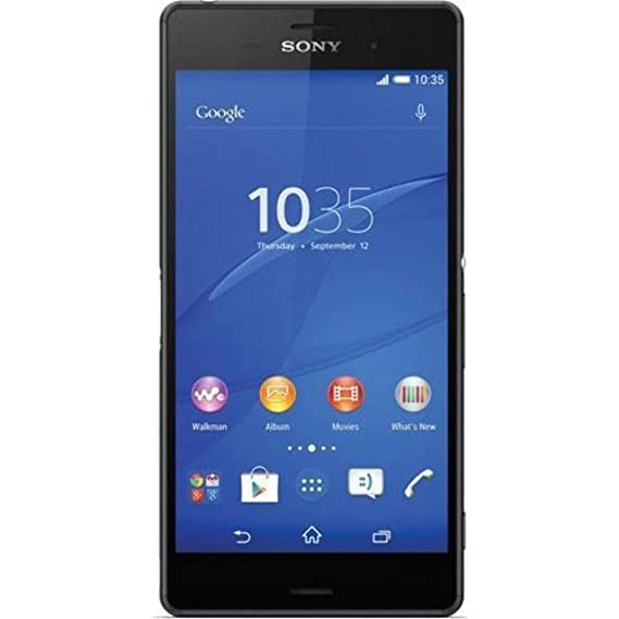 sony xperia z user available memory