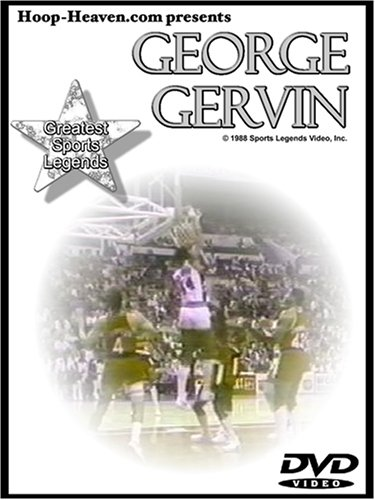 George Gervin Greatest Sports Legends Video