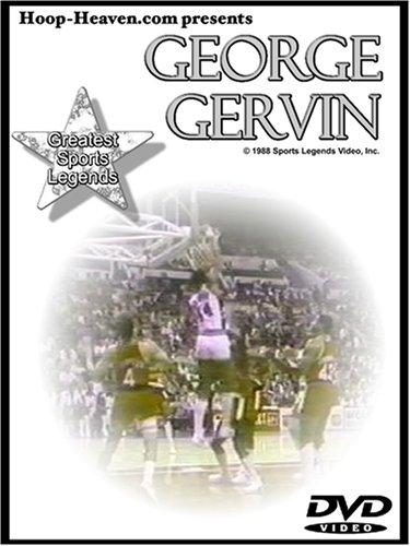 George Gervin Spurs - George Gervin Greatest Sports Legends Video