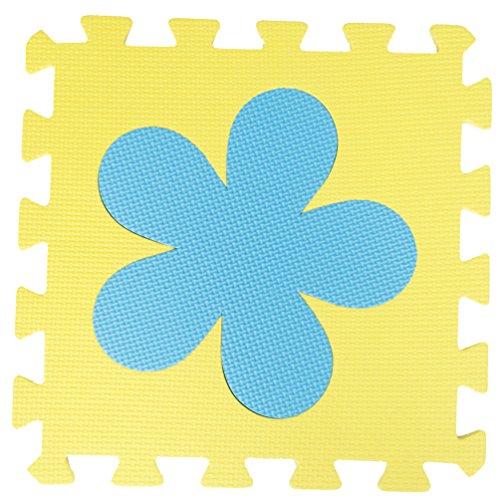 Menu Life Multi-color Exercise Mat ECO Baby Soft Play Mat...