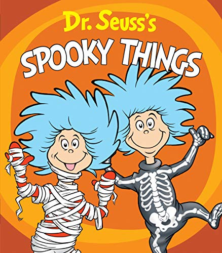 Dr. Seuss's Spooky Things -