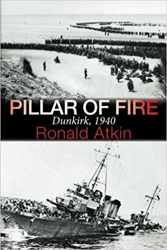 Pillar of Fire by Ronald Atkin (2013-09-09)