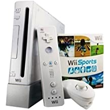 Wii with Wii Sports Game - White (Certified Refurbished)