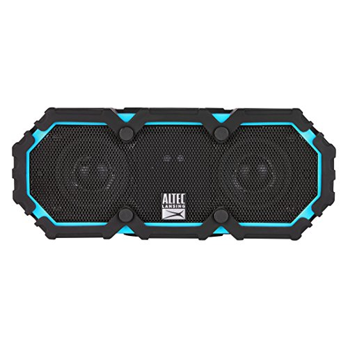 Altec Lansing IMW578 LifeJacket 3 Waterproof Bluetooth Speaker with Voice Control, - Altec Lansing Stereo