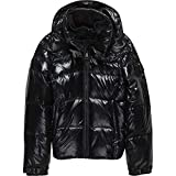 SAM Racer Down Jacket - Boys' Jet, 10