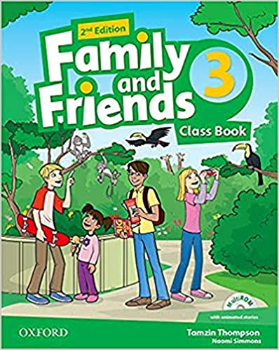 Family and Friends 3 (2nd Edition)