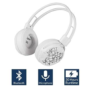 ARCTIC P604 - Auriculares inalámbricos con Bluetooth 4.0, Diseño On-Ear con microfono integrado, hasta 30 horas de reproduccción: Amazon.es: Electrónica
