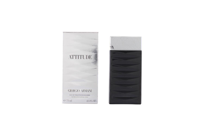 Armani Attitude Bottle Giorgio By Ounce 5 Toilette Spray2 For MenEau De K35uT1JlFc