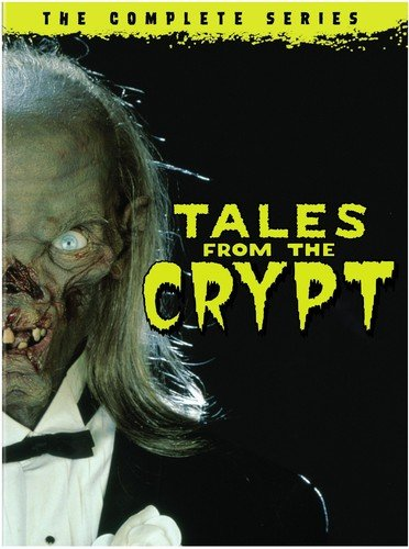 DVD : Tales From the Crypt: The Complete Series (Oversize Item Split, Gift Set, Boxed Set, Repackaged, 20 Disc)
