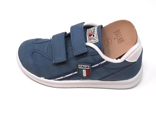 Zapatillas/Deportivas/Niño/Vul-Ladi/Empeine Téxtil/Plantilla:Piel: Amazon.es: Zapatos y complementos