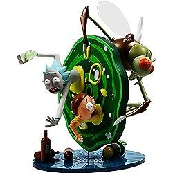 "Kidrobot Rick and Morty Figure 7"" Tall, Green, Standard"