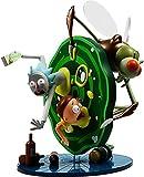 Kidrobot Rick and Morty Figure 7