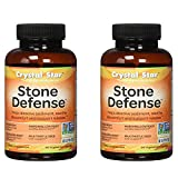 Crystal Star Stone Defense, 60 Vegetarian Capsules (2) For Sale