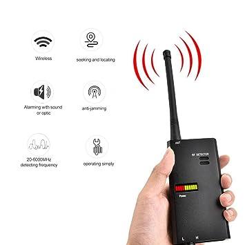 FJAG RF Detector señal para la cámara inalámbrica/teléfono ...