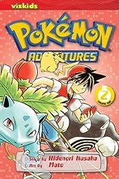 Pokémon Adventures, Volume 2
