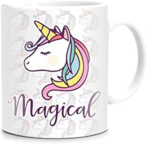 Unicorn Magical Printed Mug