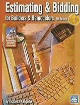 Estimating & Bidding for Builders & Remodelers