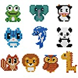 5D Diamond Pianting Kits for Kids Diamond Stickers for Kids Diamond Art Animal Sticker