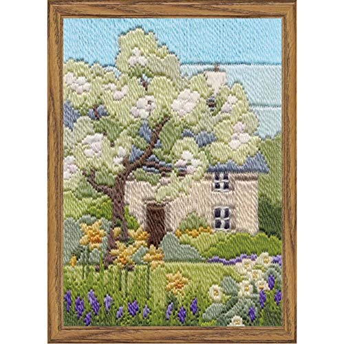 Bothy Threads Spring Garden Long Stitch Needlepoint Kit