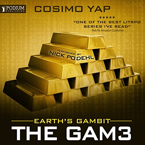 Earth's Gambit: The Gam3, Book 2