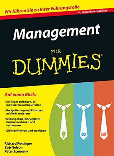 Management für Dummies