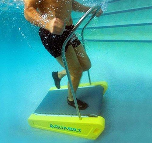 Aquabilt A-2000 Excercise Swimming Pool Treadmill w/ Removable Handrail