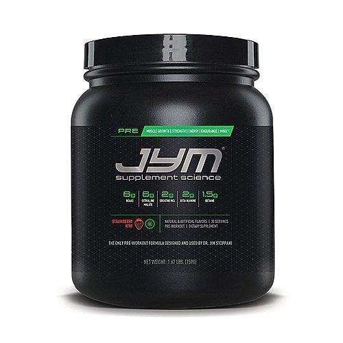 JYM Supplement Science, Pre JYM Pre Workout Powder, Strawberry Kiwi