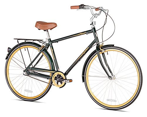 KENT Retro 700c City Bicycle, 18'/One Size