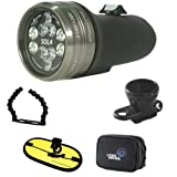 Light & Motion Sola Video 2100 FS Light w/ Action Sports Tray, Adapter