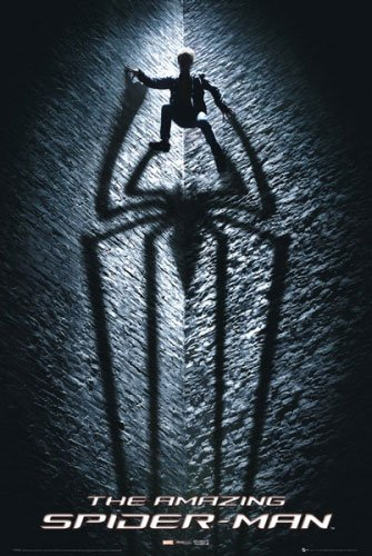 POSTER STOP ONLINE The Amazing Spider-Man - Movie Poster (Teaser Style A) (Size: 24