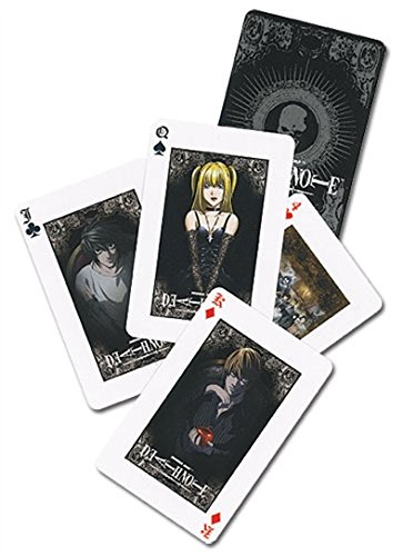 game of death playing cards - 1