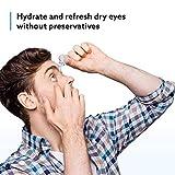 Ocusan Single Use Eye Drops for Dry Eyes  Lubricant