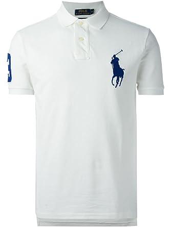 Polo Ralph Lauren 710655399001 Polo Homme: : Vêtements et