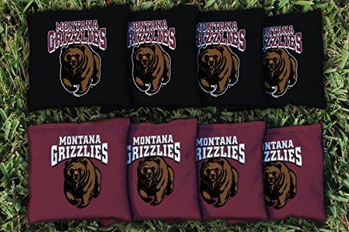 UPC 799872203502, NCAA Replacement All Weather Cornhole Bag Set NCAA Team: Montana Grizzlies