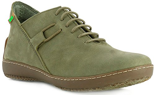 Kaki Bee ND19 Femme Lacets Chaussures Kaki Pleasant Vert UP4qF5w