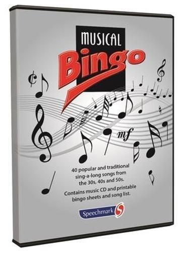 Musical Bingo - 1