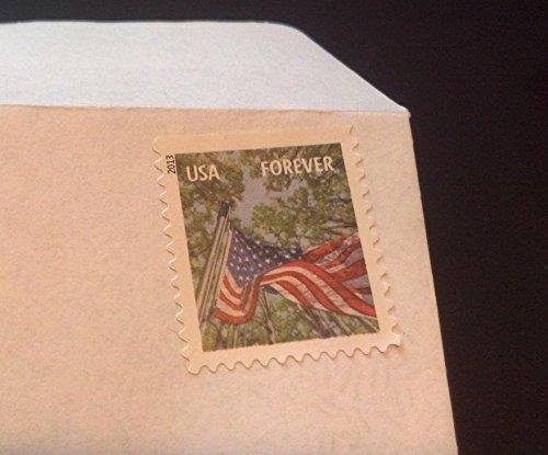 500 Forever Stamped Envelopes - #10 Security Self Seal Envelopes (4-1/8 x 9-1/2 inch) by #10 Security Envelopes