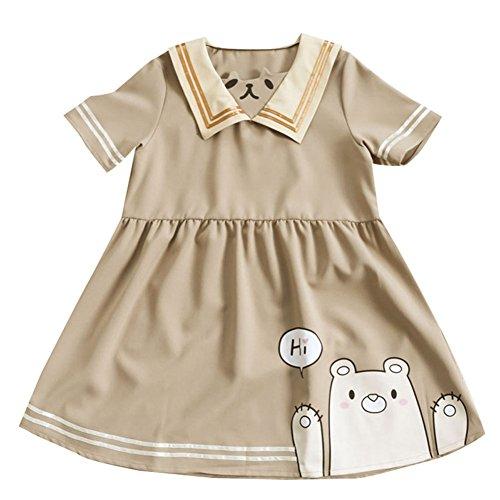 bear dress - 1