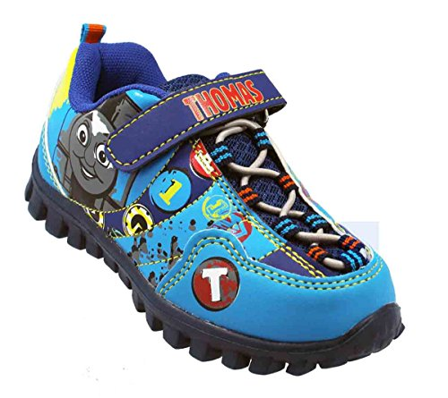 Pictures of Toddler Boys Thomas Athletic Shoes Blue 1