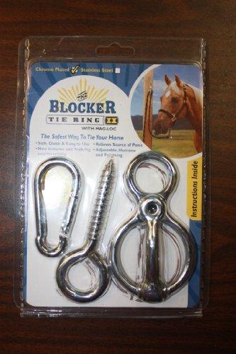 Blocker Tie Ring-Chrome [Misc.] (Blocker Ring Tie)