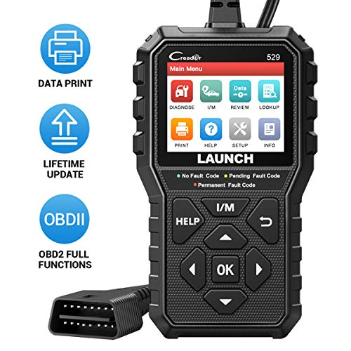 LAUNCH OBD2 Scanner Code