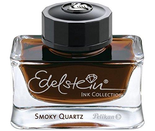 Pelikan Edelstein Bottled Ink for Fountain Pens, 50ml, Smoky Quartz (300247)