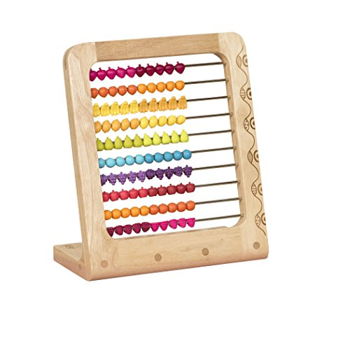 B. toys – Two-ty Fruity! Wooden Abacus Toy – Classic for sale  Delivered anywhere in USA