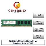 2GB RAM Memory for Evesham Solar VX500 (DDR25300 NonECC) Desktop Memory Upgrade by US Seller