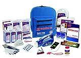 ER Emergency Ready SKBP2DD 2 Person Ultimate Deluxe Backpack Survival Kit
