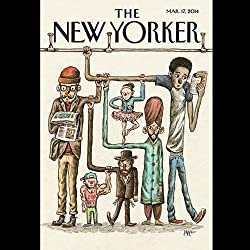 The New Yorker, March 17th 2014 (Andrew Solomon, Tad Friend, David Remnick)