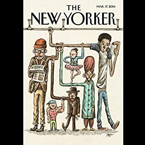 The New Yorker, March 17th 2014 (Andrew Solomon, Tad Friend, David Remnick) Periodical