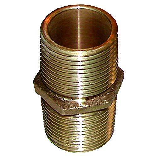 Groco Bronze Pipe - Groco Bronze Pipe Nipple