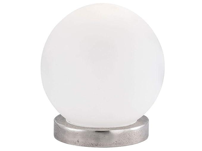 Honsel - Lámpara LED de mesa con forma de bola (diámetro de 25 cm ...