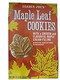 2 Pack Trader Joe's Maple Leaf Cookies Review